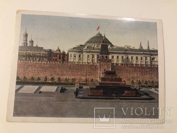Красная площадь. 1931 год. СССР, фото №2