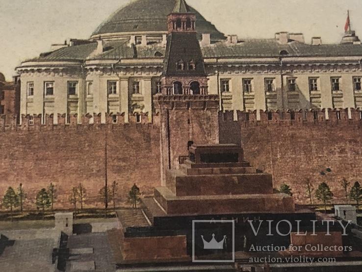 Красная площадь. 1931 год. СССР, фото №3