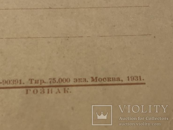 Красная площадь. 1931 год. СССР, фото №5