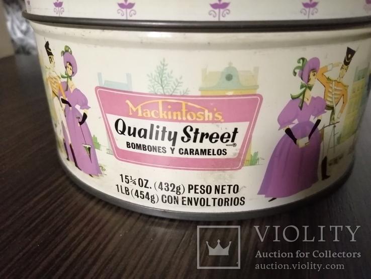 Коробка от конфет Англия, фото №5