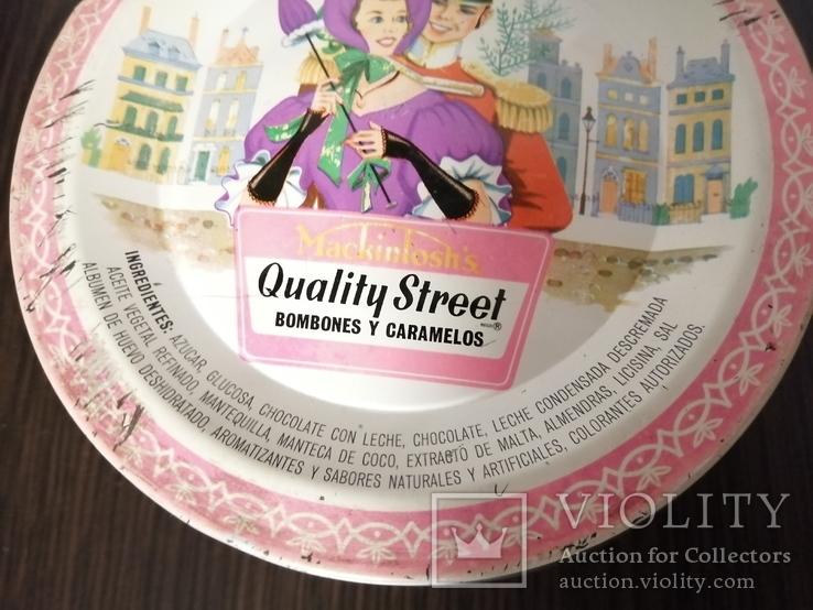 Коробка от конфет Англия, фото №8