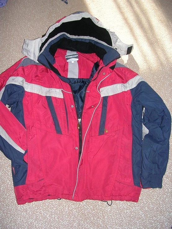 Спортивная куртка SNOWRIDER