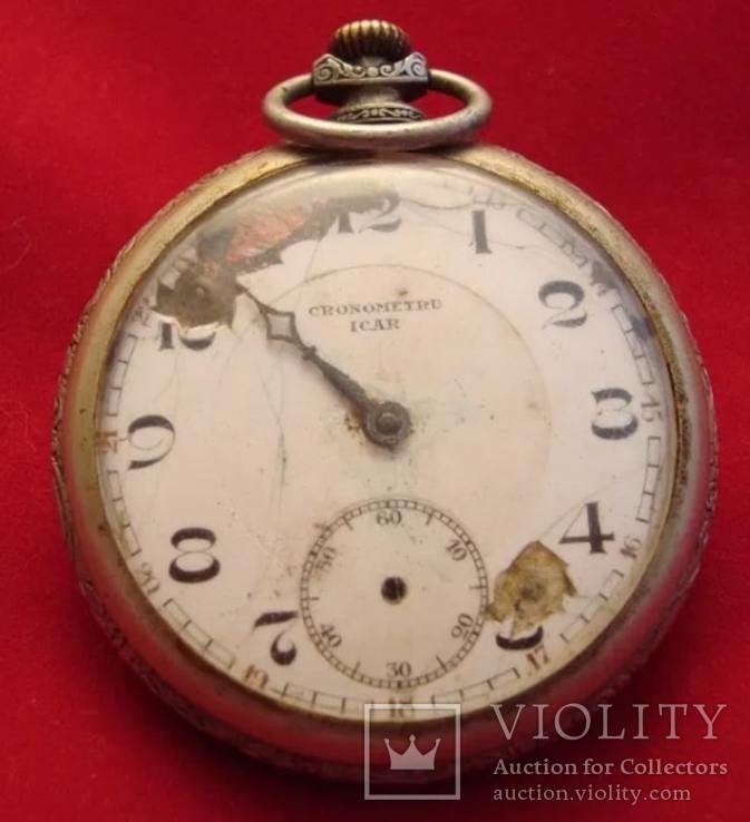 Часы Cronometru Icar