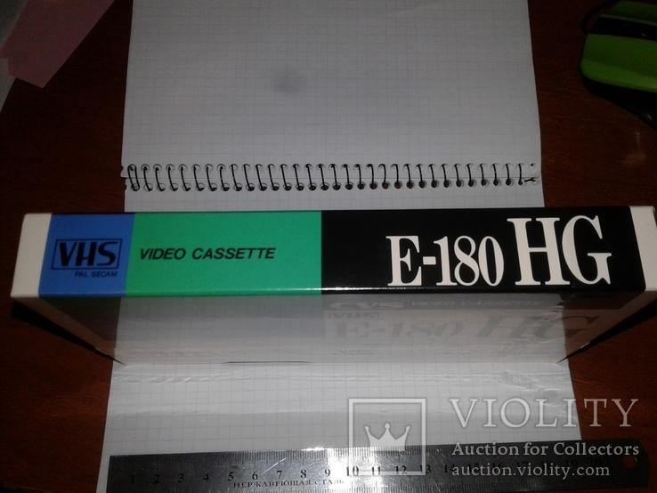 CVS Видеокасета VHS E-180, фото №3