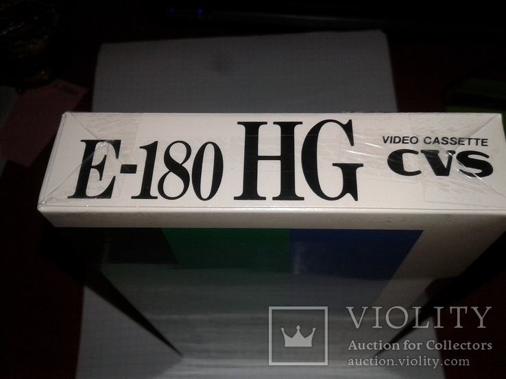 CVS Видеокасета VHS E-180, фото №5
