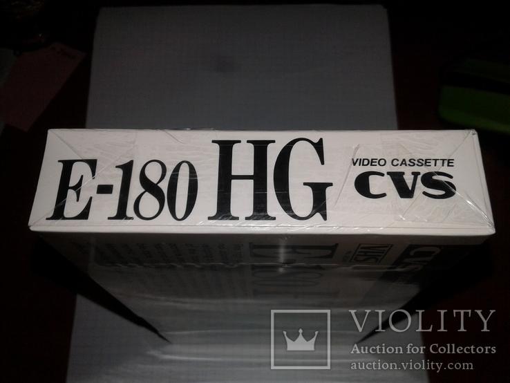 CVS Видеокасета VHS E-180, фото №7