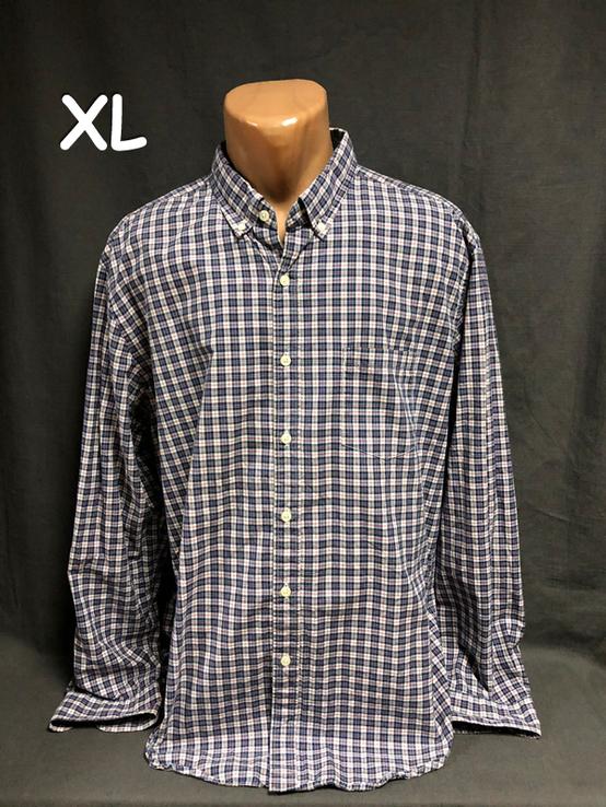 Рубашка J.Crew размер XL