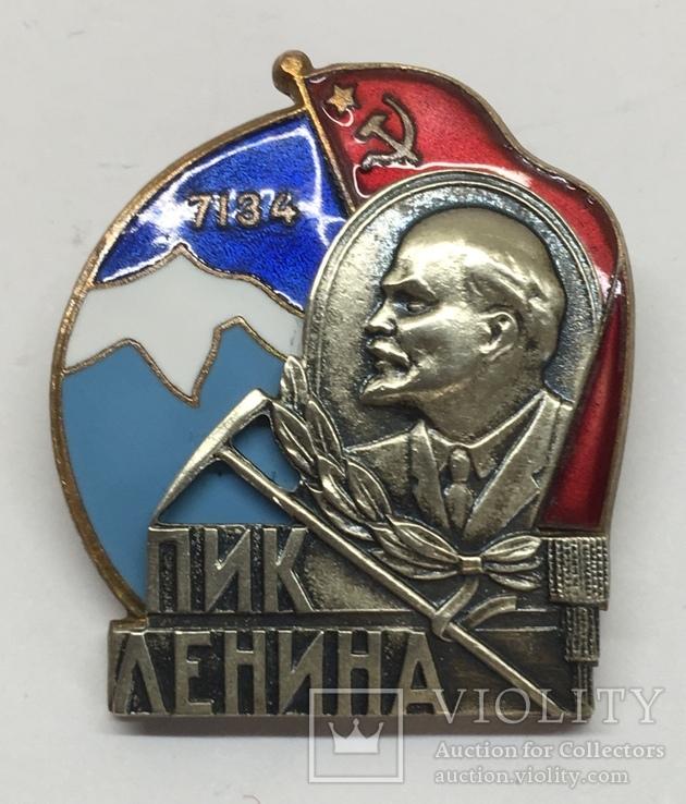 Пик Ленина