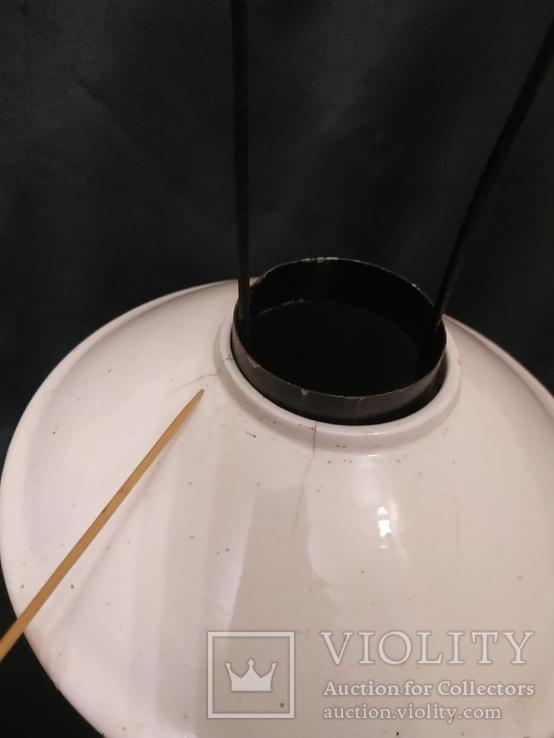 Подвесная  старинная лампа, фото №5