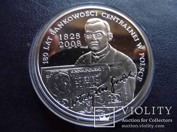 10 злотых 2009  Польша серебро  (3.4.7)~, фото №2