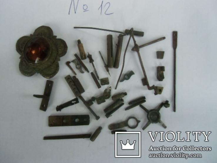 Разные детальи от розборки часов №12, фото №2