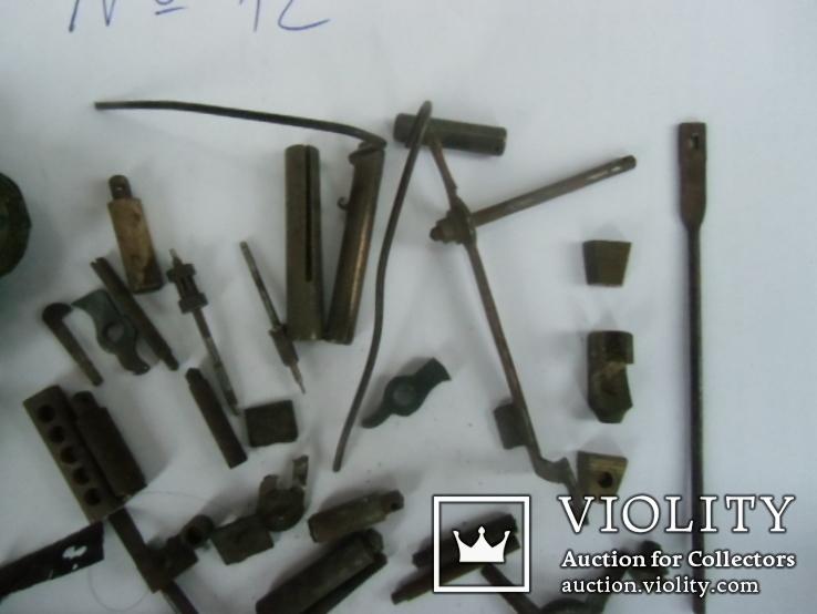 Разные детальи от розборки часов №12, фото №6