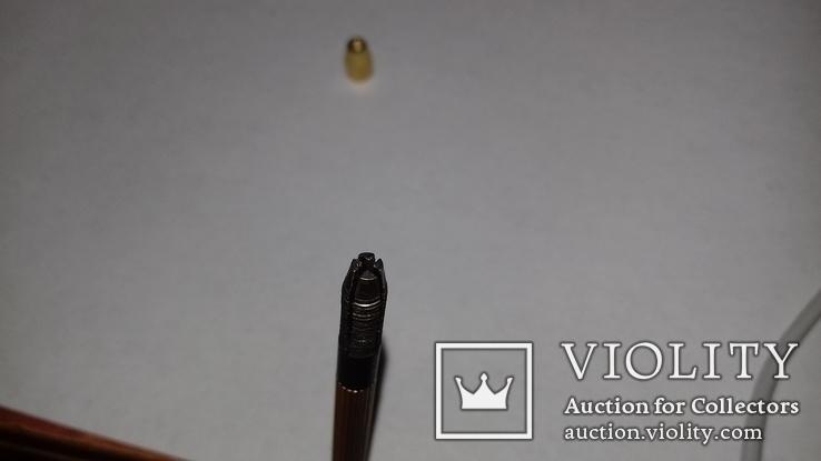 Цанга латунная, диаметр зажима от 0 до 1,2 мм., фото №3