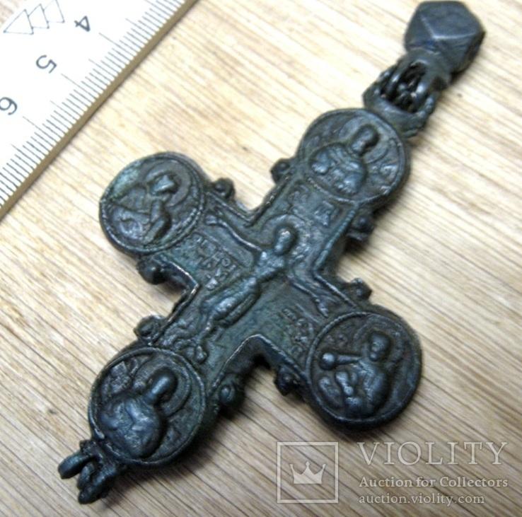 Энколпион  богородица помогай.к.р., фото №2