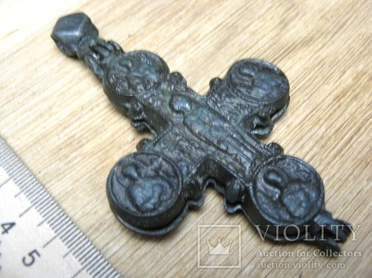 Энколпион  богородица помогай.к.р., фото №8