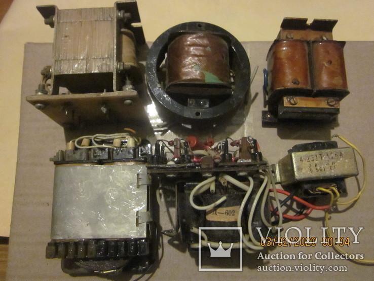 Различные трансформаторы., фото №2