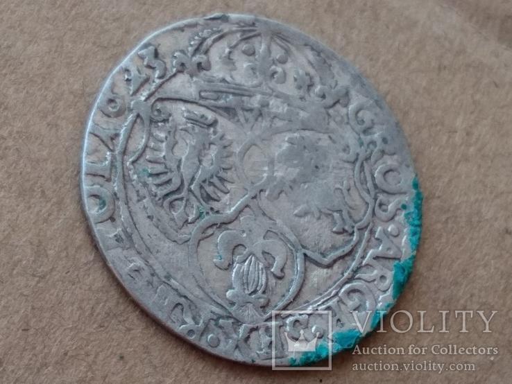 Шестак 1623 г, фото №4