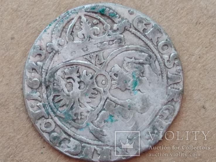 Шестак 1625г, фото №3