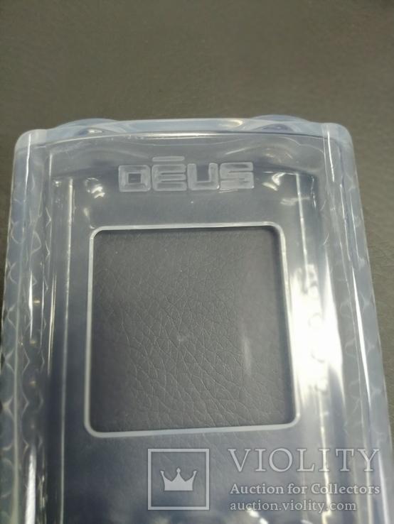 Оригинальный силиконовый чехол блока Deus/ORX, фото №3