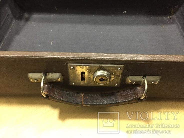 Винтажный чемодан периода СССР, Декор , Интерьер, фото №7