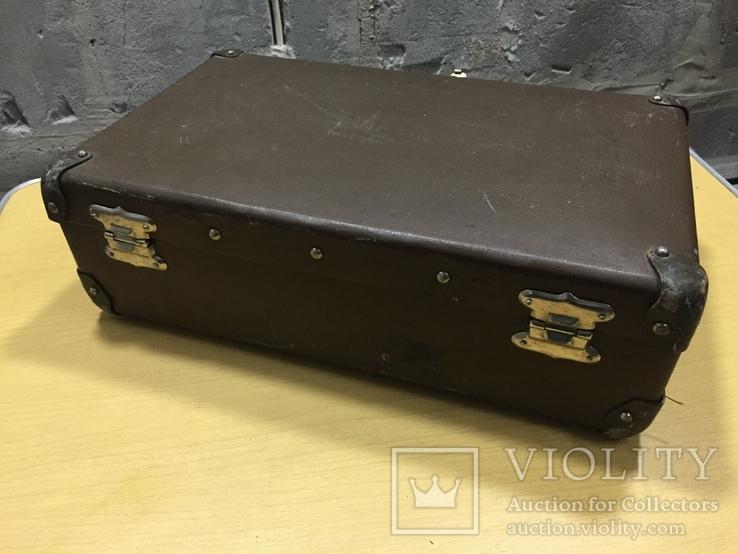Винтажный чемодан периода СССР, Декор , Интерьер, фото №9