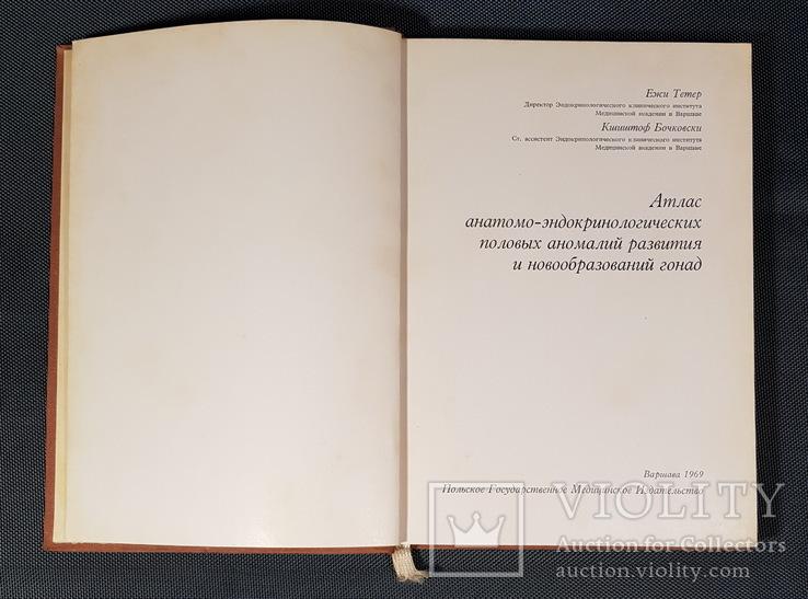 Атлас анатомо-эндокринологических половых аномалий развития, фото №6