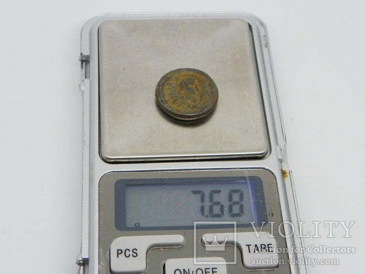 Статер Рискупорид IV  ΕΜΦ (545 г.б.э.) «палица», фото №5