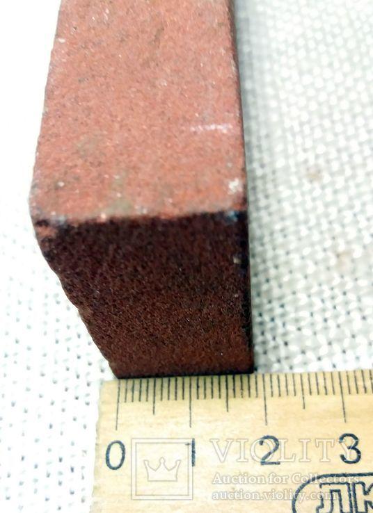 Брусок коричневый, СССР, фото №6
