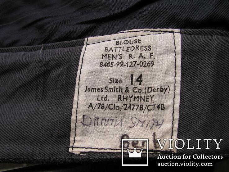 Боевая блуза и брюки британских летчиков. Вторая Мировая., фото №10