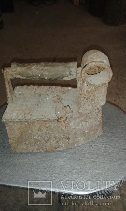 Утюг редкой формы, фото №2