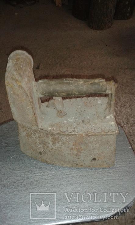 Утюг редкой формы, фото №5