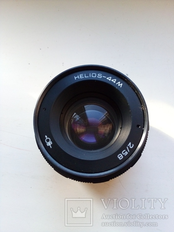 Гелиос-44М, фото №2