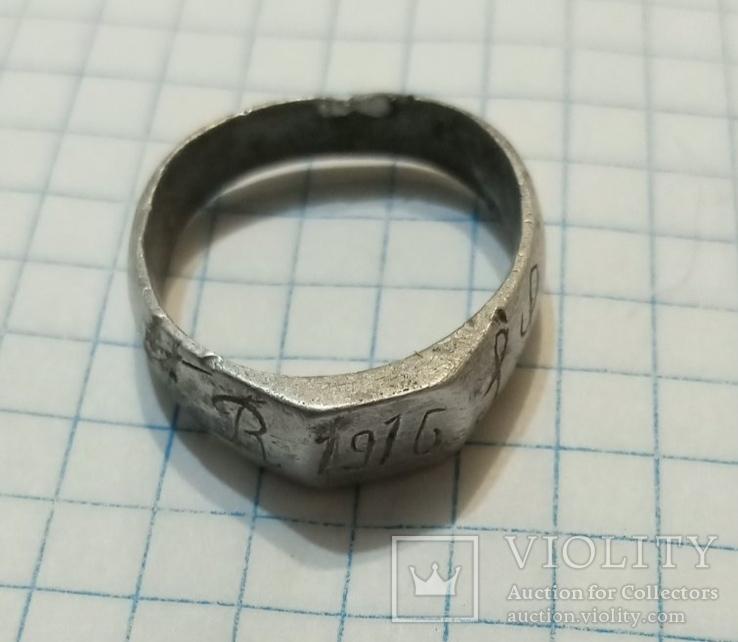 Перстень 1916, фото №7