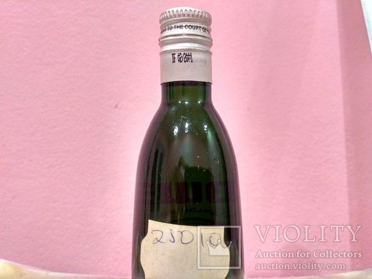 Коллекционная мини бутылочка водки Vodka 60-80 годов, фото №6