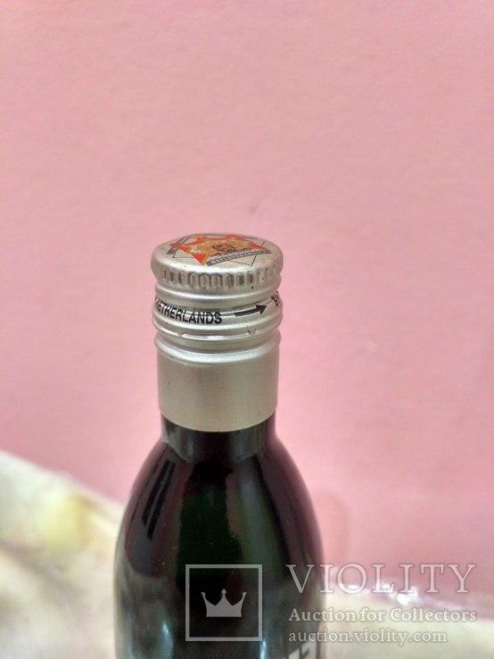 Коллекционная мини бутылочка водки Vodka 60-80 годов, фото №8