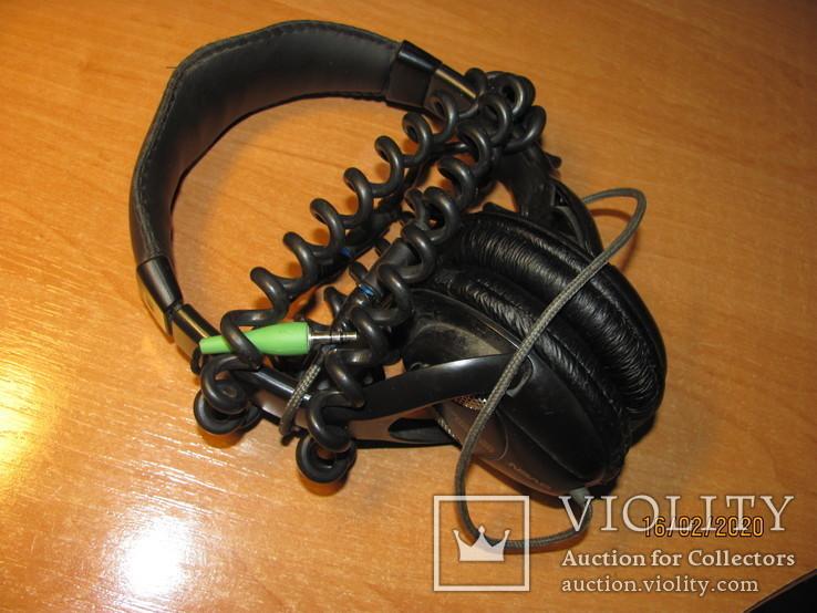 Наушники с витым шнуром №1, фото №2