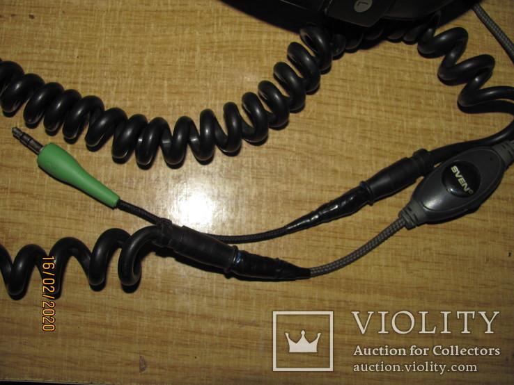 Наушники с витым шнуром №1, фото №6