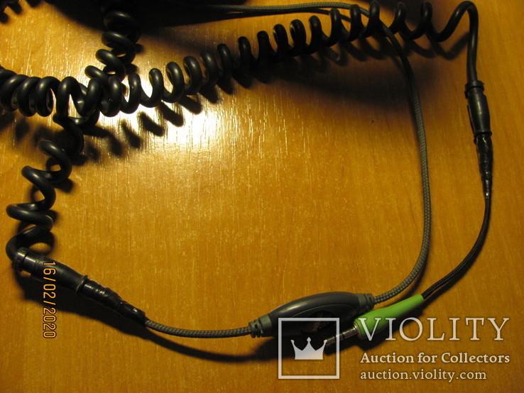 Наушники с витым шнуром №1, фото №9