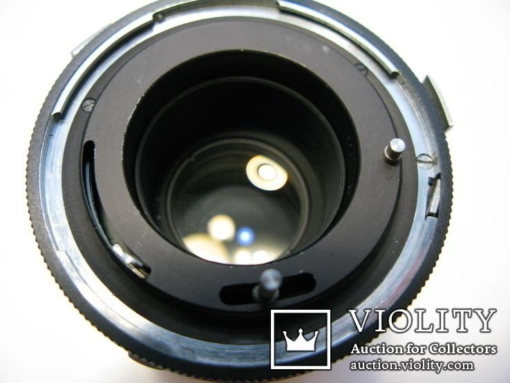Auto MIRANDA E 1:2.8 f=105mm Lens made in Japan, фото №6