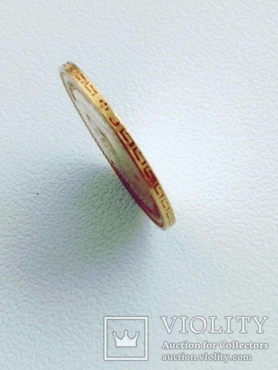 5 рублей 1901 фз, фото №7