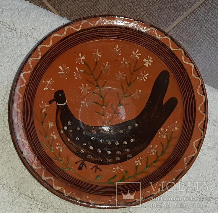 Миска с птицей, фото №4