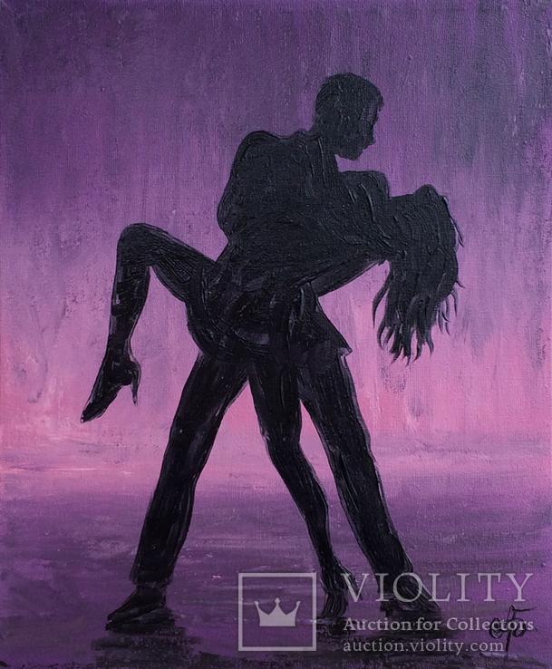 Картина Танго, 25х30 см., фото №2
