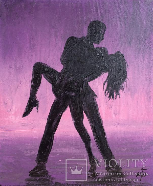 Картина Танго, 25х30 см., фото №3