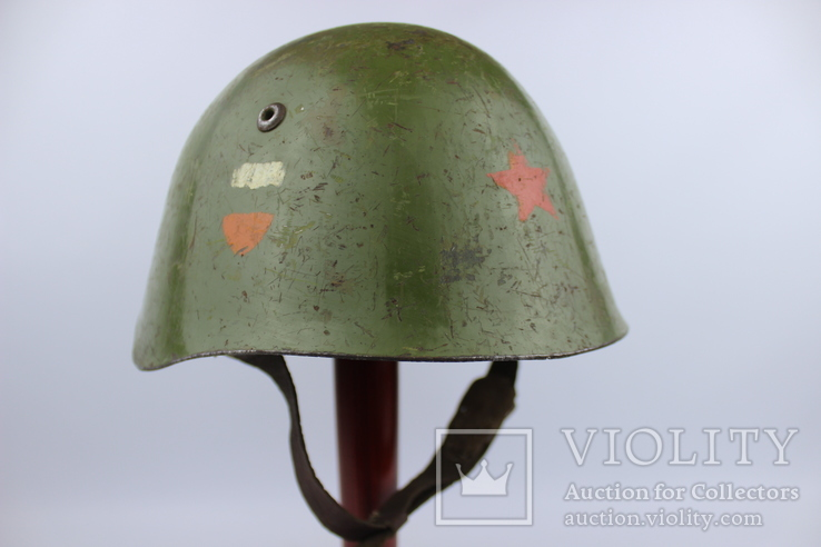 Каска М-33 для Болгарії I лот №157