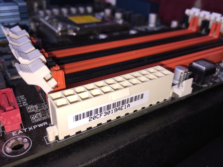 Материнская Asus P6T SE   LGA1366, фото №9