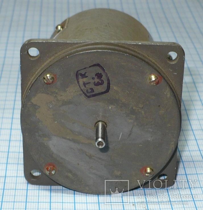 Гистерезисный двигатель ТИП Г-31А, фото №4