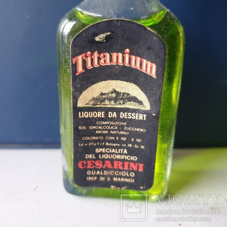 Ликер Titanium 0.028л 36%, фото №3