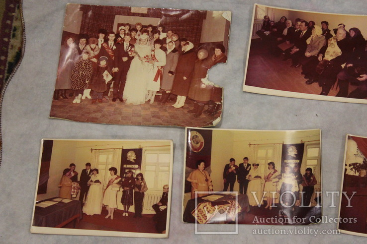 Свадебные фото из 80-хх СССР + бонусом остальное, фото №3