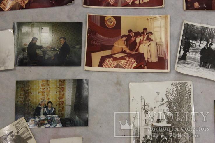Свадебные фото из 80-хх СССР + бонусом остальное, фото №7