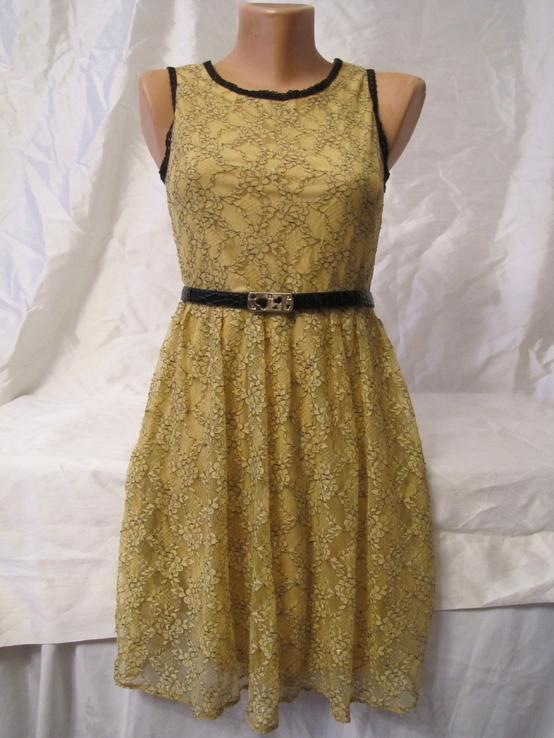 Платье №158 пр-во Турция, р42-44(S-M) новое